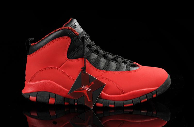 Air Jordan 10 Homme Femme Jordan Fashion Chaussure Air Jordan 10 Retro Pas  Cher Blanc Noir