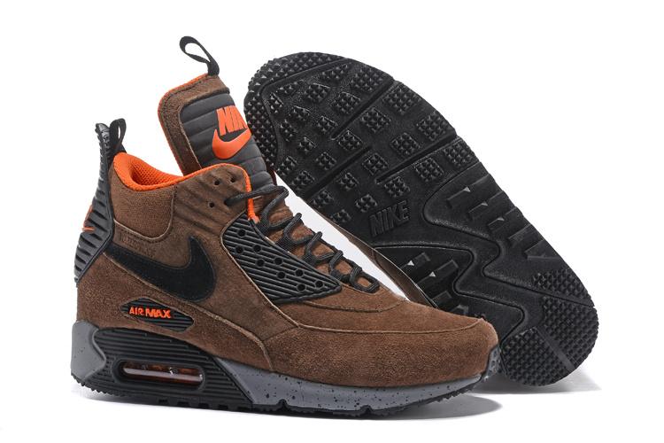 Nike Air Max 90 High Homme air nike air Homme max en soldes nike air ... 06bc724c14ff