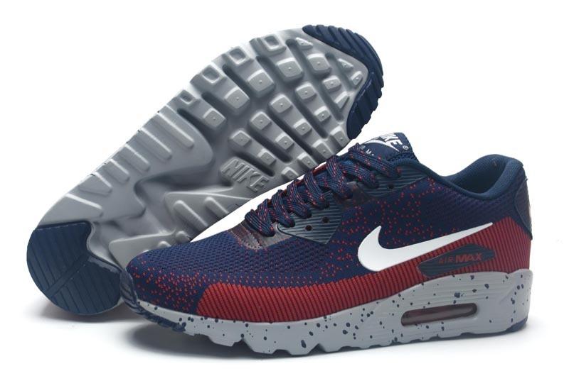 Nike Air Max 90 L'été Homme 90 Femme Chaussures courses à pied