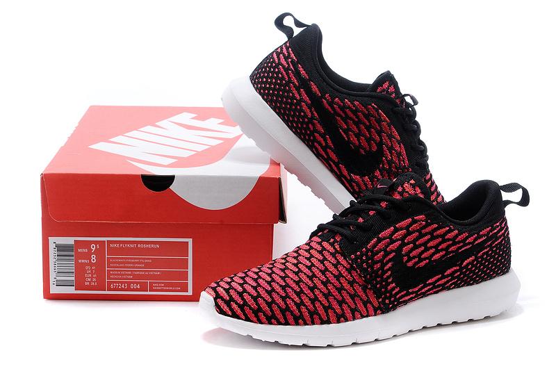 meilleur site web 2288c d54fc Nike Flyknit Roshe run Homme Nike Roshe Run Flyknit Homme ...