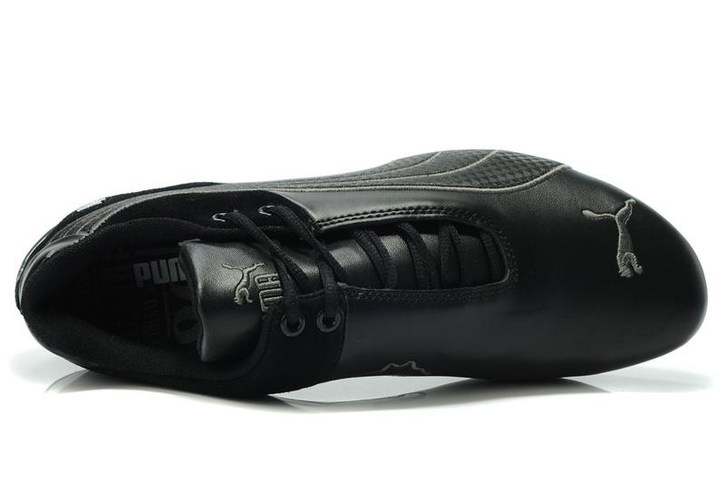 Chaussures puma Homme Puma Speed Cat Kiss femmes Cuir Noir