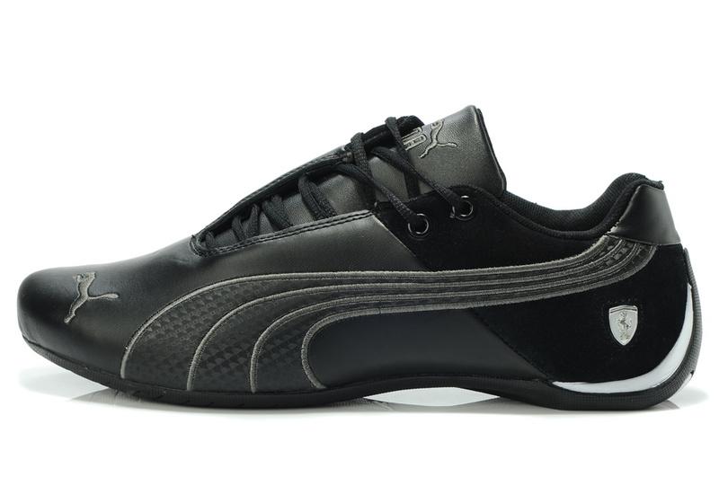 Homme Cat Kiss Femmes Cuir Noir Achat Chaussures Puma Speed eD9I2WYHE