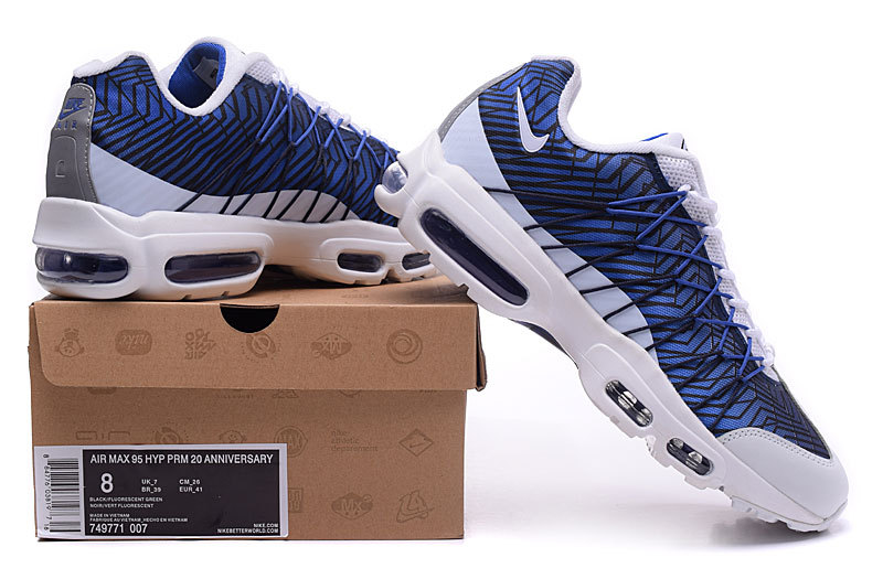 Los Angeles 6ce61 524c4 Nike Air Max 95 Homme 2016